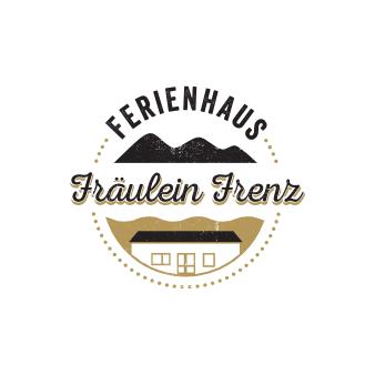 Fräulein Frenz Ferienwohnungen rundes Emblem Logo