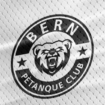 Rundes Emblem BERN Petanque Club