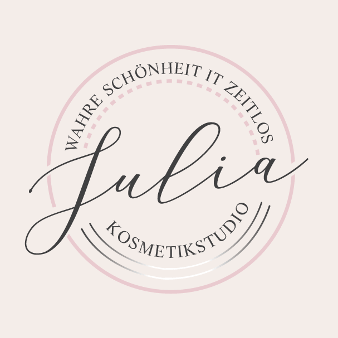 Text Logo 185471 Julia Kosmetikstudio 2