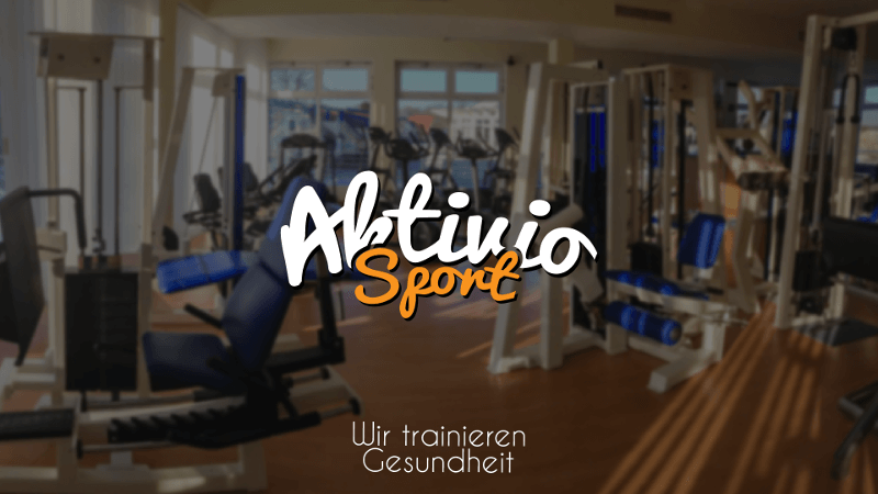Text Logo Design 695732 Aktivio Sport