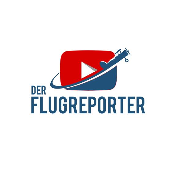 der flugreporter youtuber logo