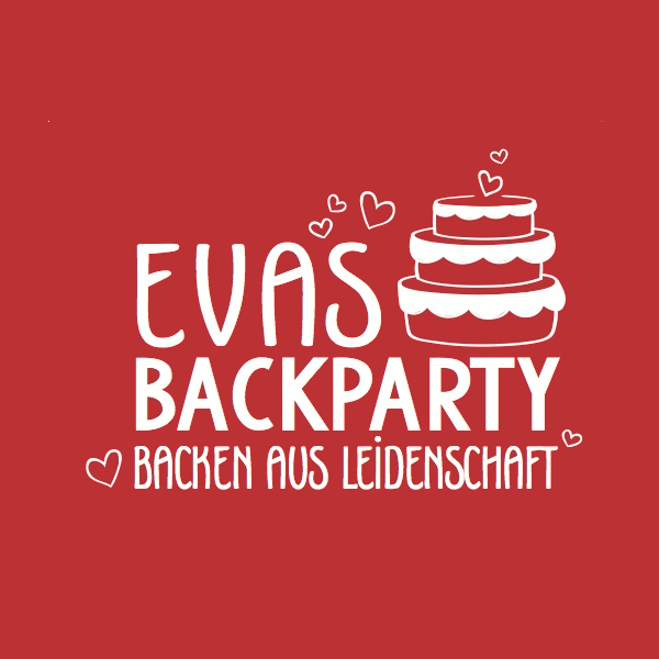 evasbackparty youtuberin logo