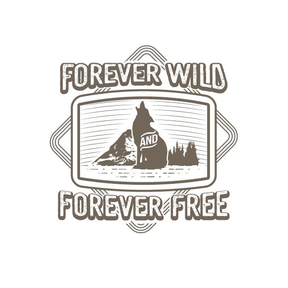 forever wild & forever free youtube kanal logo