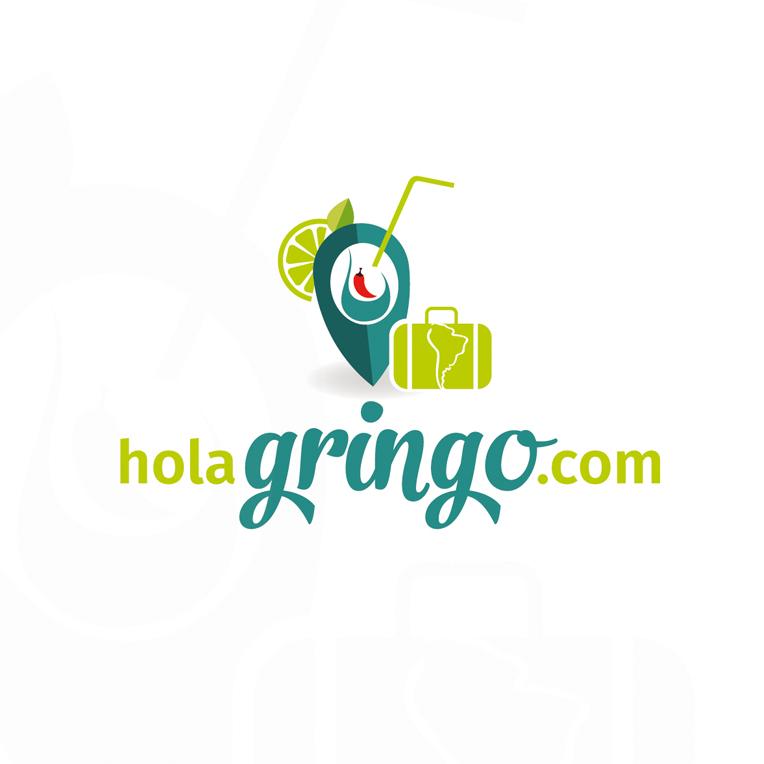 holagringo.com youtube logo blog