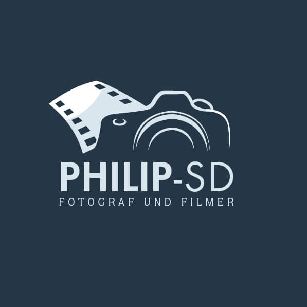 logo für youtube kanal philip-sd
