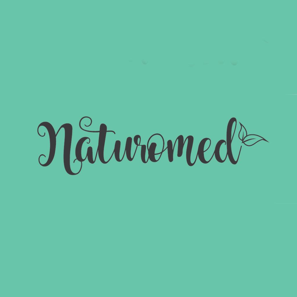 logo for youtube naturomed