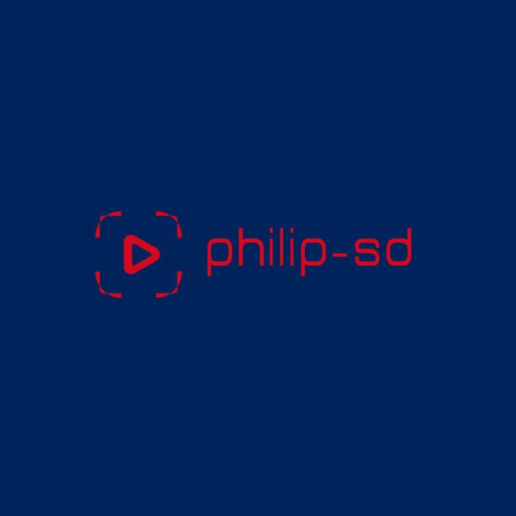 logo for youtube philip-sd