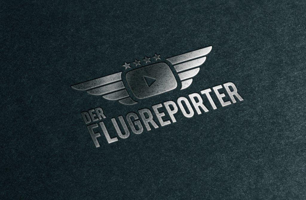 youtube kanal logo flugreporter