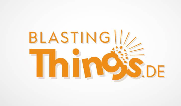 youtuber logo blastingthings.de