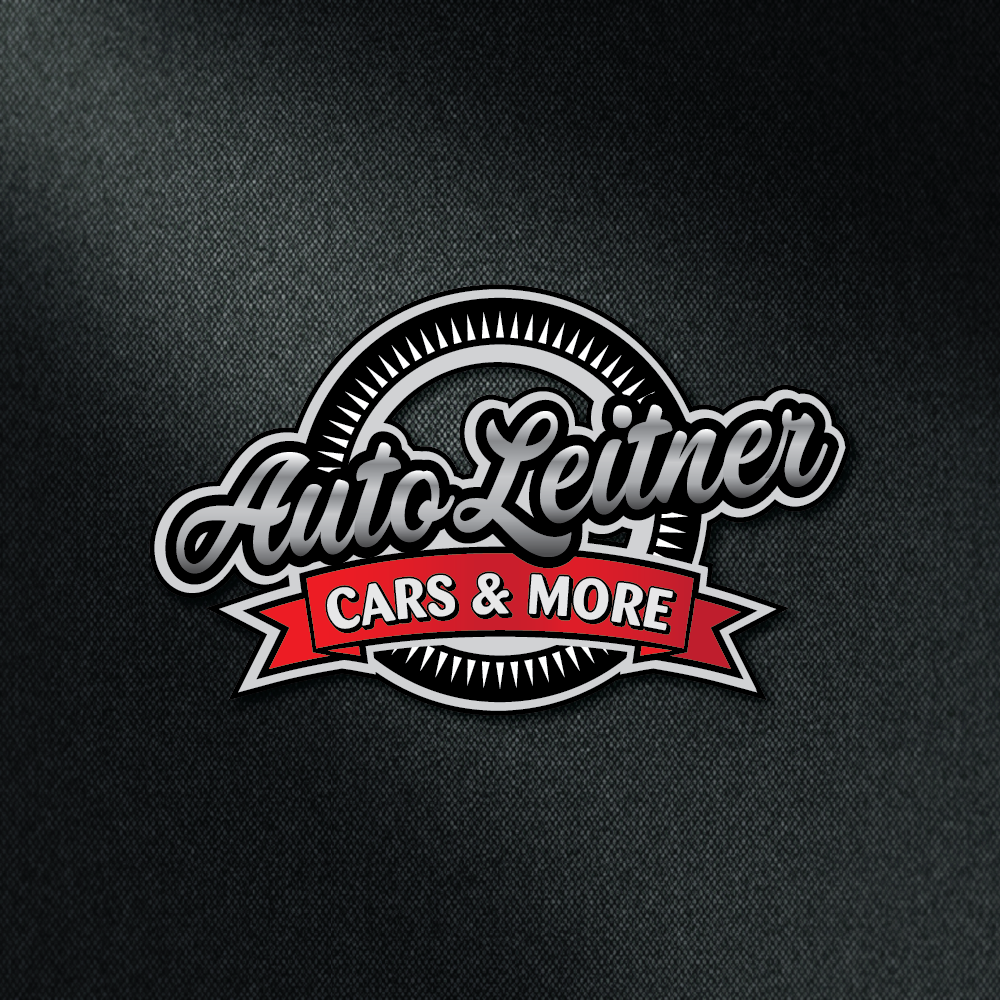 552892 Auto Leitner Cars and More Logo Design Emblem