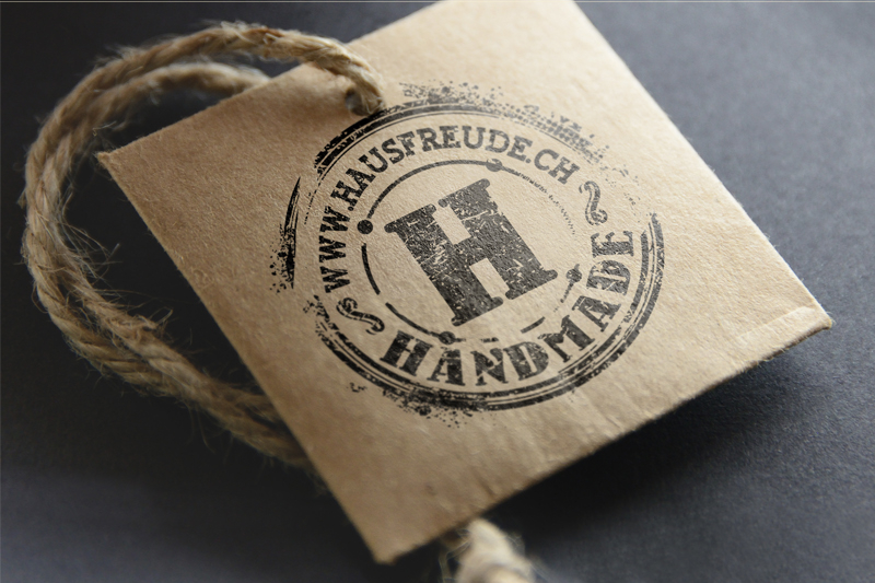 Emblem Logo Designs 593982 Hausfreude Handmade Retro