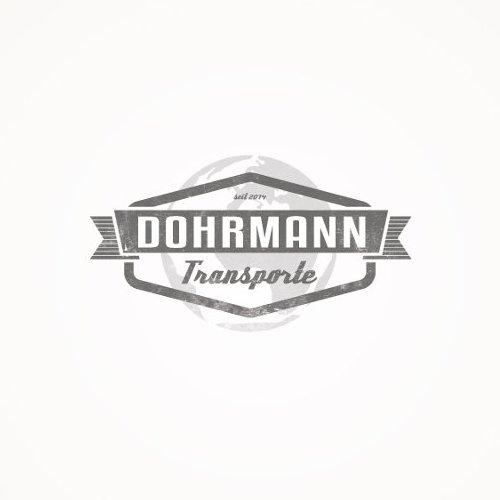 Logo Retro Klassisch 374755 Dohrmann Transporte
