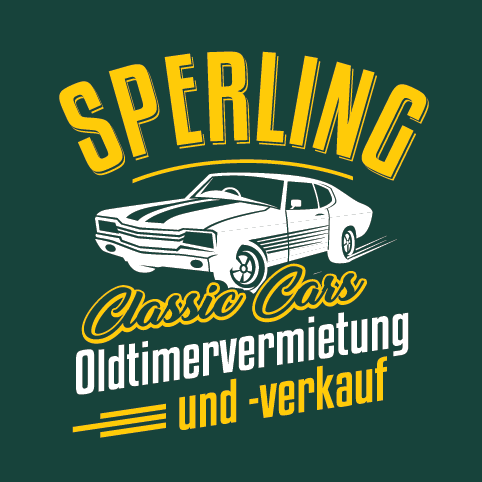 Logo Retro Sperling Classic Cars 358835 Vintage Farben