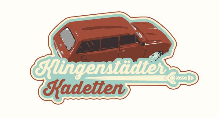 Logo Vintage 463699 Klingenstädter Kadetten