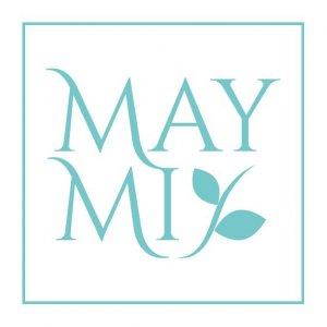 Maymi Logo Blau