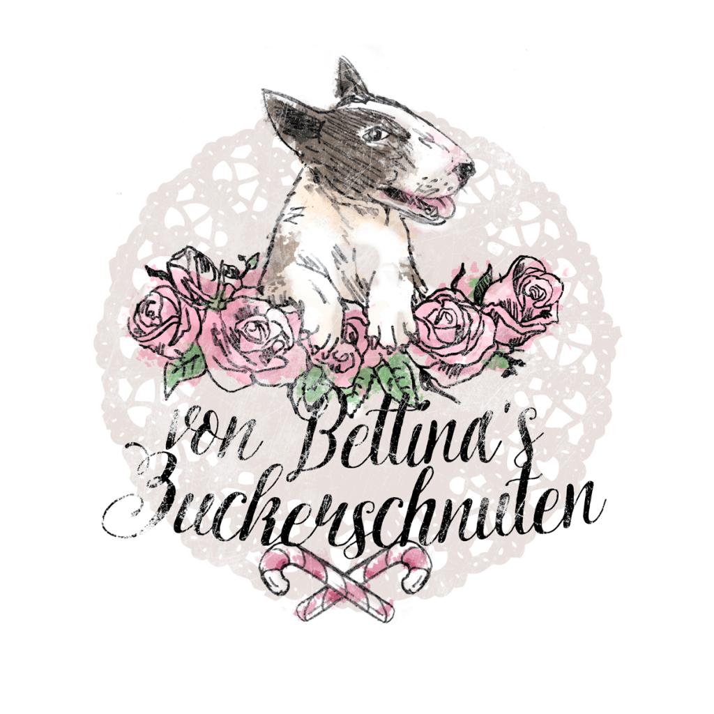 Retro Logo 988452 Bettinas Zuckerschnuten Vintage Farben