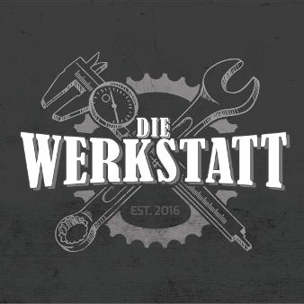 Retro Logo Klassisch 246823 Die Werkstatt
