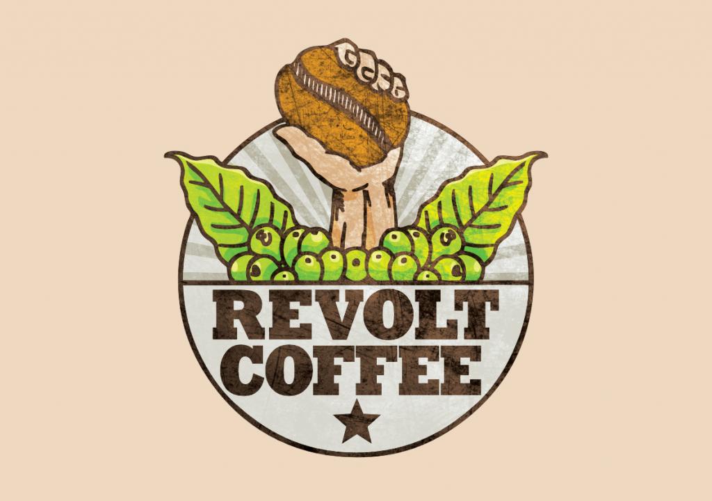 Rundes Logo 461173 Revolt Coffee