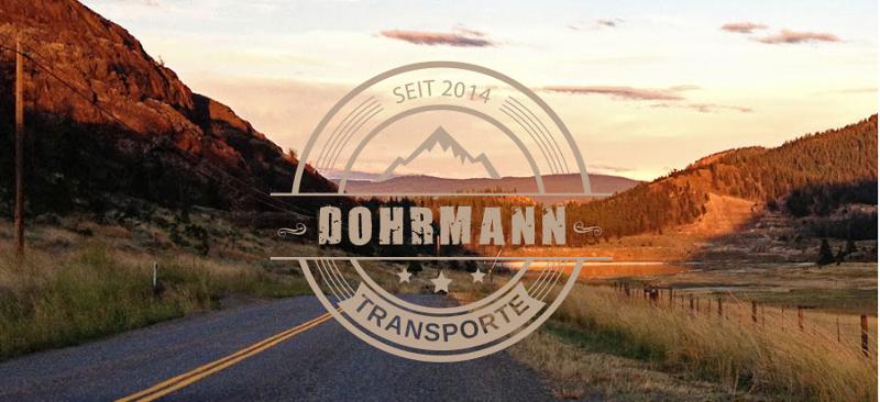Vintage Logo Design 374755 Dohrmann Transporte