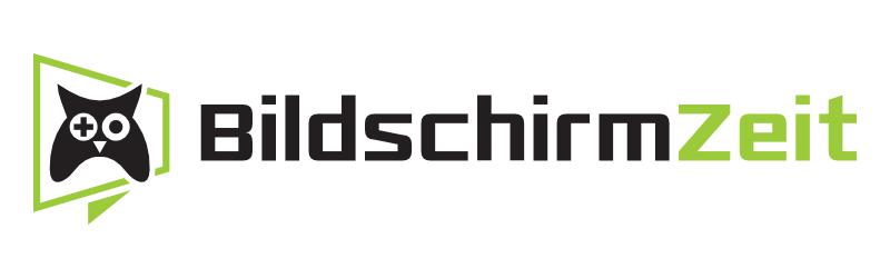 bildschirmzeit game logo design