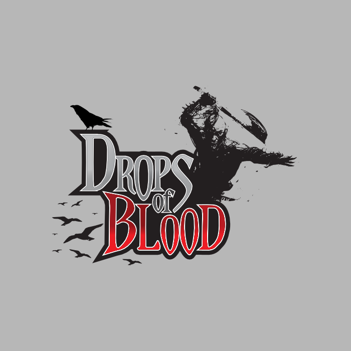 drops of blood clan logo gaming