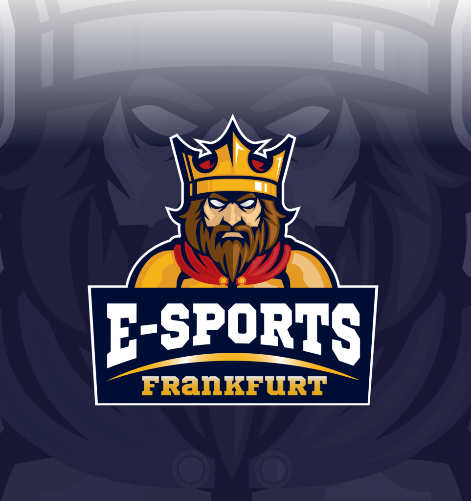 e-sports Logo frankfurt