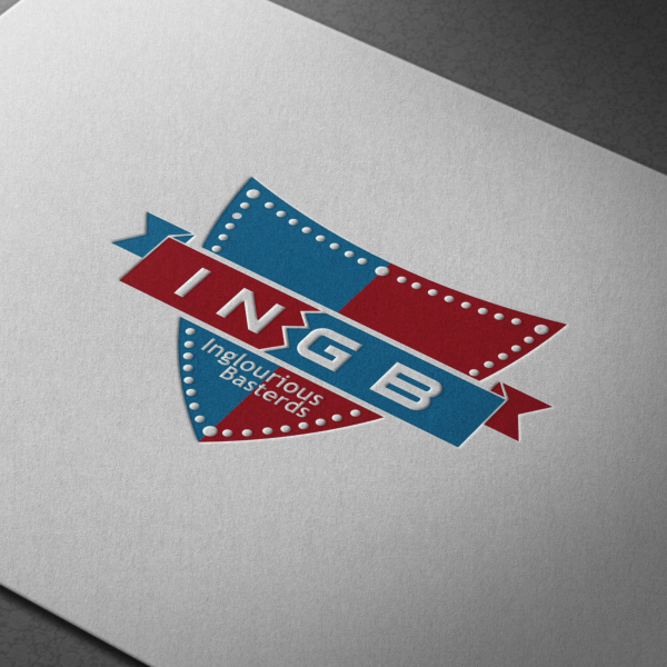 logo game inglorious basterds