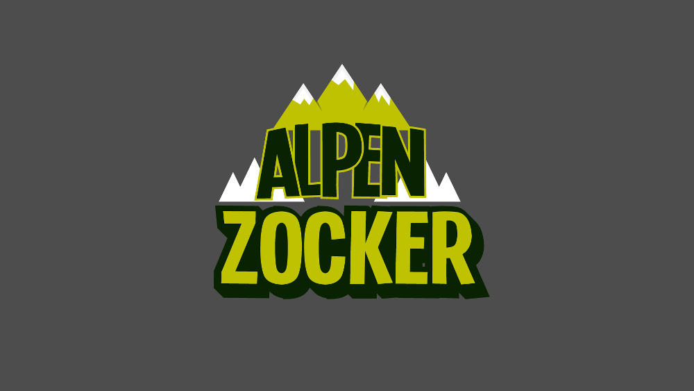 logo gaming illustriert alpenzocker