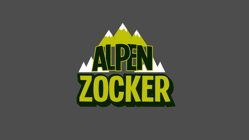 logo gaming illustriert alpenzocker