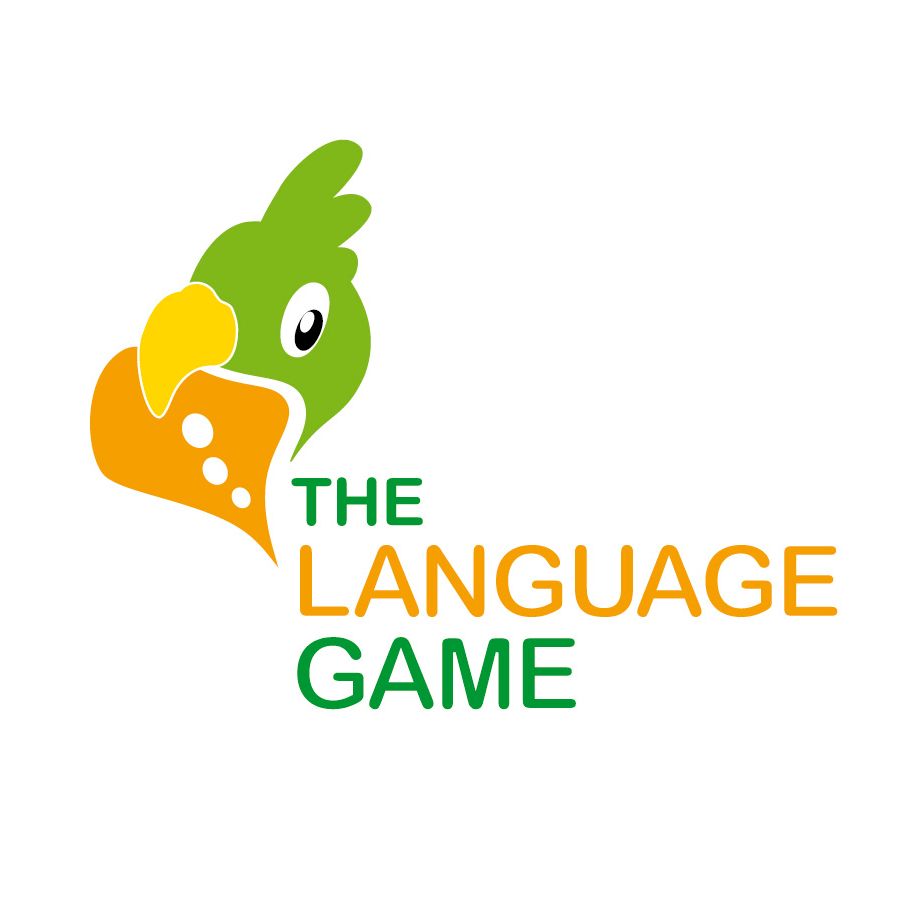 logo spiel the language game