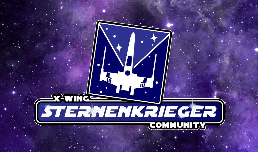 nerd logo x-wing sternenkrieger community