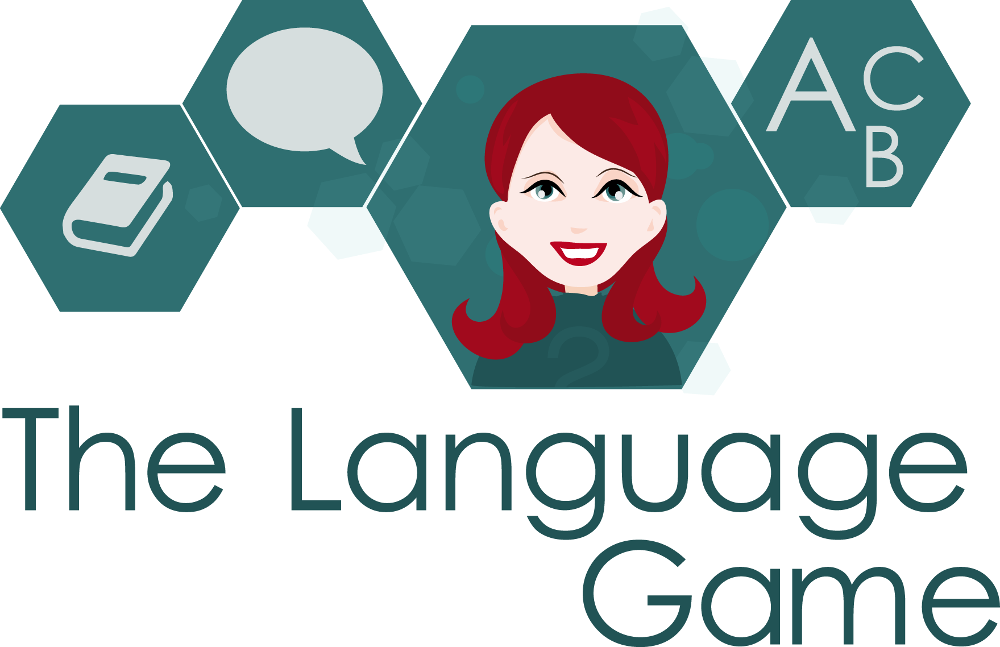 the language game logo spiel