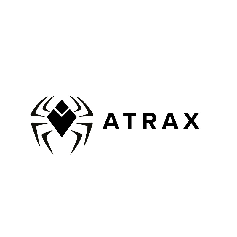 twitch channel logo design atrax