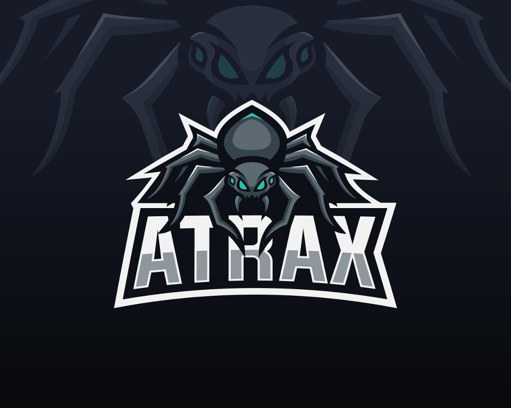 twitch logo atrax