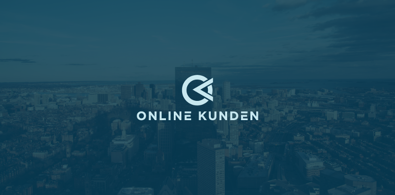 398241 Online Kunden Consulting Logo Minimalistisch