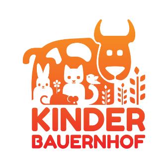Farbe Orange Kreatives Logo Kinder Bauernhof 527444