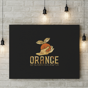 Illustration Logo Orange 215627