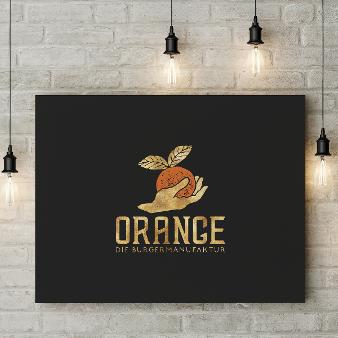 Illustration Logo Orange 215627