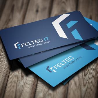 Logo Design 876838 IT Consulting Feltec