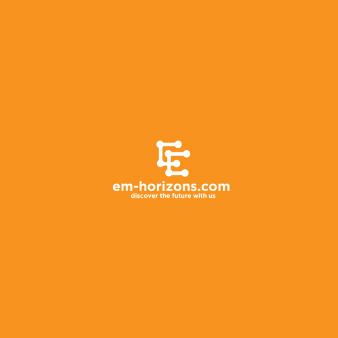Logo Design Consulting EM Horizons 131699