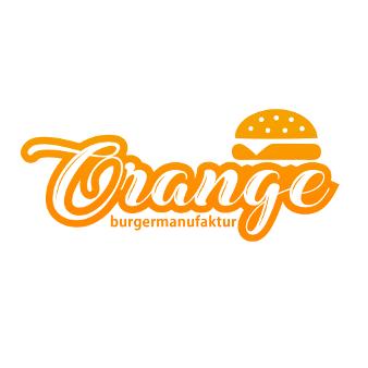 Orange Logo Orange Burgermanufaktur 215627 Kreativ
