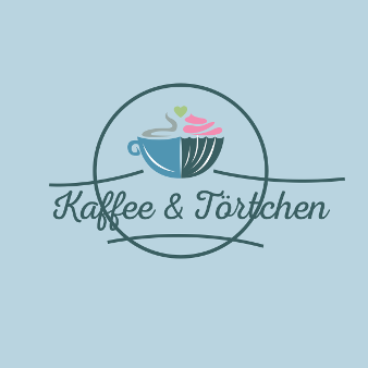 Bäckerei Kaffee Törtchen Logo 862782