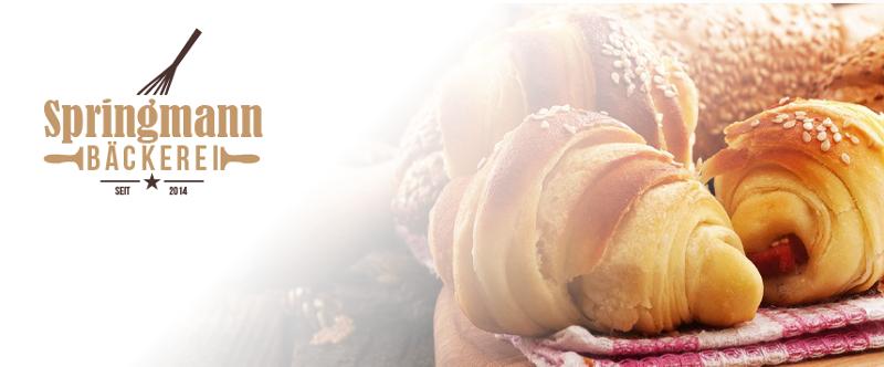 Klassisch Springmann Bäckerei Logo 246228