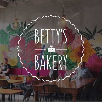 Klassisches Logo Design Bettys Bakery 631696