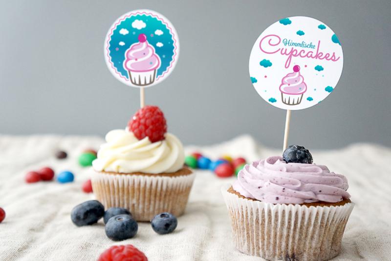 Logo Bäckerei Himmlische Cupcakes 128917