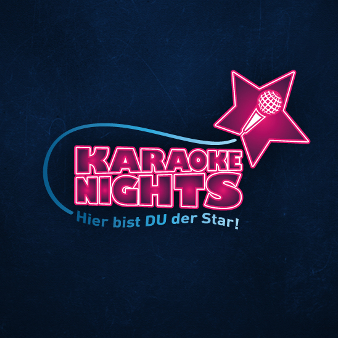 Party Logo Event Karaoke Nights 875154