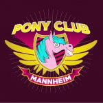 Party Logo Event Pony Club Mannheim 126345