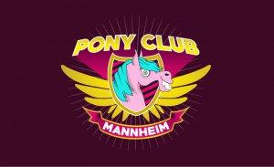 Party Logo Event Pony Club Mannheim 126345