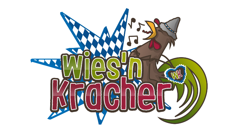 Party Logo Partyband Wiesn Kracher 145777