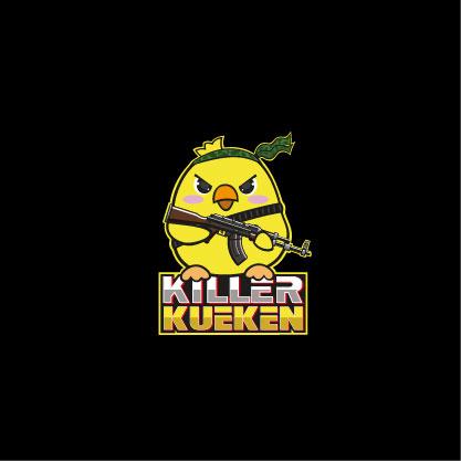 E-Sports-Logo für die Killer Külen